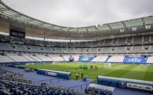 Le Stade de France sera prochainement transformé en vaccinodromme
