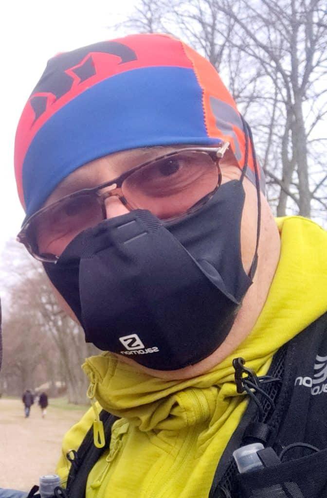 Masque Salomon pour sportifs