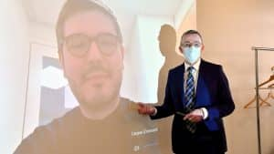 Narbonne - le logiciel PADOA pour garder la santé au travail