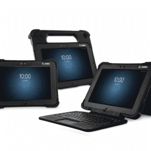 Tablettes AndroidTM durcies L10